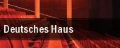 Deutsches Haus tickets