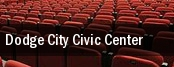 Dodge City Civic Center tickets