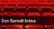Don Barnett Arena tickets