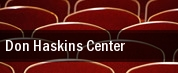 Don Haskins Center tickets