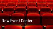 Dow Event Center tickets