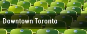 Downtown Toronto tickets