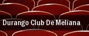 Durango Club De Meliana tickets