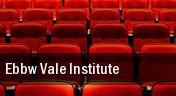 Ebbw Vale Institute tickets