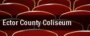 Ector County Coliseum tickets