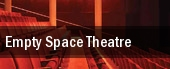Empty Space Theatre tickets