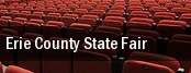 Erie County State Fair tickets