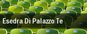 Esedra Di Palazzo Te tickets
