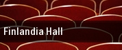 Finlandia Hall tickets