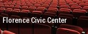Florence Civic Center tickets