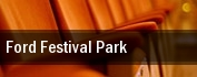 Ford Festival Park tickets