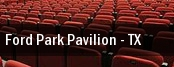 Ford Park Pavilion tickets