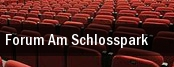 Forum Am Schlosspark tickets