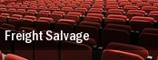 Freight & Salvage tickets