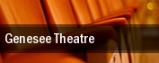 Genesee Theatre tickets