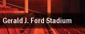 Gerald J. Ford Stadium tickets