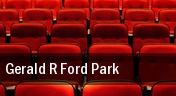 Gerald R Ford Park tickets