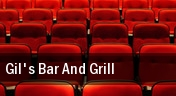 Gil's Bar and Grill tickets