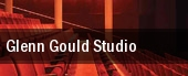 Glenn Gould Studio tickets