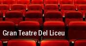 Gran Teatre Del Liceu tickets