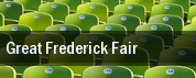 Great Frederick Fair tickets