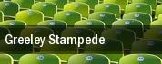 Greeley Stampede tickets