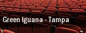 Green Iguana tickets