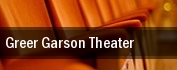 Greer Garson Theater tickets