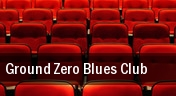 Ground Zero Blues Club tickets
