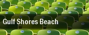 Gulf Shores Beach tickets