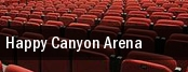 Happy Canyon Arena tickets