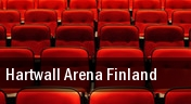 Hartwall Arena Finland tickets