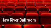 Haw River Ballroom tickets