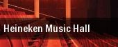 Heineken Music Hall tickets