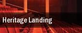 Heritage Landing tickets