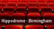 Hippodrome tickets