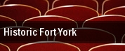 Historic Fort York tickets