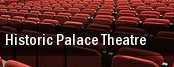 Historic Palace Theatre tickets