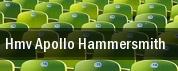 HMV Apollo Hammersmith tickets