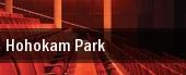 Hohokam Park tickets