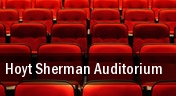 Hoyt Sherman Auditorium tickets
