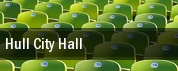 Hull City Hall tickets