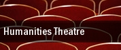 Humanities Theatre tickets