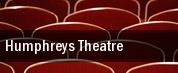 Humphreys Theatre tickets