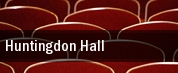 Huntingdon Hall tickets