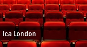 Ica London tickets