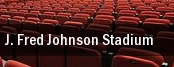 J. Fred Johnson Stadium tickets