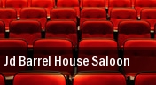 JD Barrel House Saloon tickets