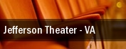 Jefferson Theater tickets