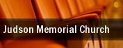 Judson Memorial Church tickets